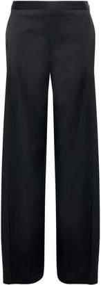 Chalayan Layered Satin Skinny Pants