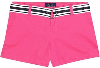Polo Ralph Lauren Kids Cotton shorts