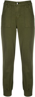 J Brand Zeal cuffed trousers
