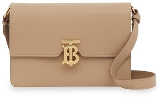 Burberry Albion TB Leather Crossbody Bag