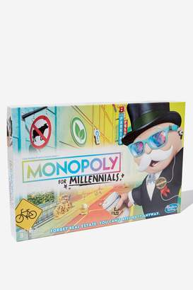 Typo Monopoly Board Game