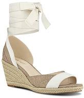 Nine West Jaxel Woven Wedge Sandals