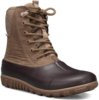 Bogs Casual Tall Lace-Up Boot