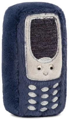 Jellycat Wiggedy Phone Plush Toy