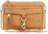 Rebecca Minkoff Mini MAC Nubuck Crossbody Bag