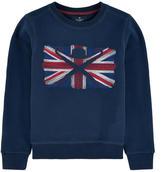 Hackett Embroidered sweatshirt