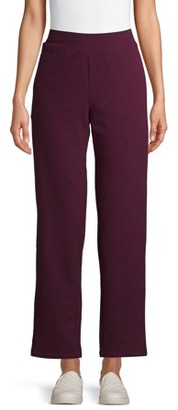 Time and Tru Women's Knit Pull On Pants