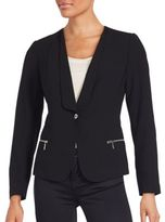 Laundry by Shelli Segal Single Button Jacket