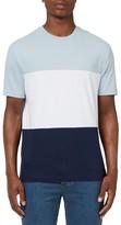 Topman Men's Colorblock T-Shirt