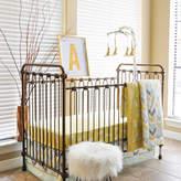 Pam Grace Creations Honeydew Kangaroo 6 Piece Crib Bedding Set