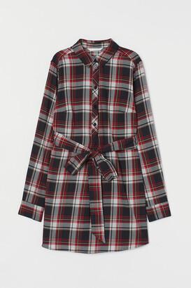 H&M MAMA Cotton Tunic