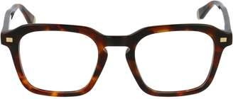 RetroSuperFuture Tortoiseshell Effect Glasses