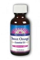 Sweet Orange Essential Oil by Heritage Store - 1 oz