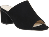 Office Madness Block Heel Mules