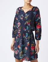 Monsoon Emma Print Tunic Dress