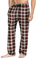 Hanes Men`s Flannel Pants with Comfort Flex Waistband, 2XL