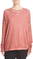 The Kooples Drawstring Waist Sweatshirt