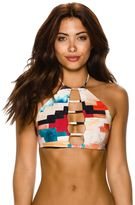 Billabong Lost Luv High Neck Bikini Top