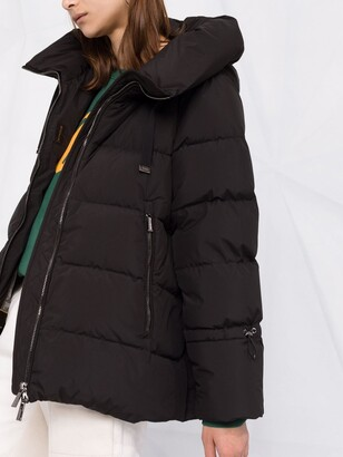 Moorer Boudin-Quilted Down-Filled Padded Jacket