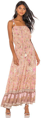 Spell & The Gypsy Collective Wild Bloom Strappy Dress