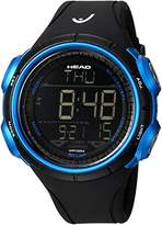 Head Men's 'Slalom' Quartz Resin and Rubber Casual Watch