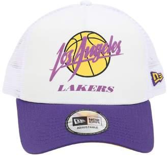 New Era NBA NEOPRENE MESH BASEBALL HAT