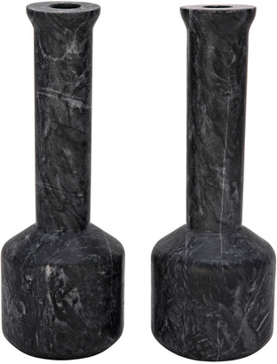 Noir Markos Decorative Candle Holder