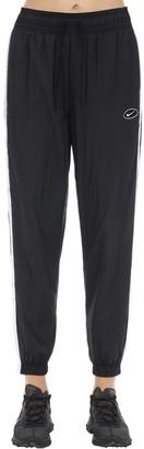Nike LOGO NYLON PANTS W/ SIDE BANDS