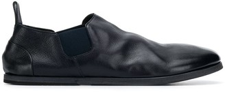 Marsèll Round Toe Flat Loafers