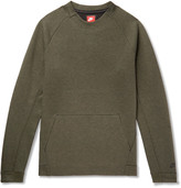 Nike - Cotton-blend Tech Fleece Sweatshirt