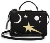 Mark Cross Grace Galaxy Leather Box Crossbody Bag