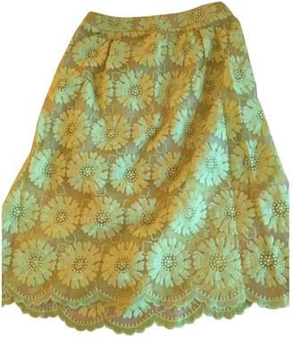 Asos Yellow Skirt for Women