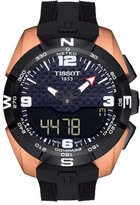 Tissot Men's T-Touch Expert Solar Multifunction Smartwatch, 45Mm
