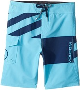 Volcom Logo Party Pack Mod Boardshorts Boy's Swimwear