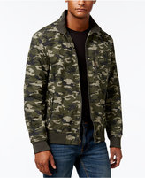American Rag Men's Camouflage Bomber Jacket, Created for Macy's