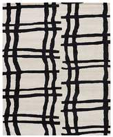 Kate Spade Broken Plaid Gramercy Area Rug, 8' x 10'
