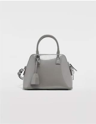 Maison Margiela 5Ac Patent Leather Mini Bag