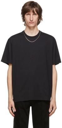 Neil Barrett Black Necklace T-Shirt