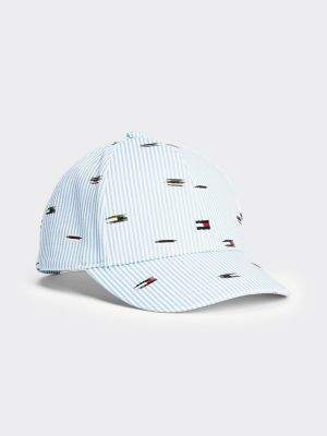 Tommy Hilfiger Kids' Pure Cotton Flag Baseball Cap