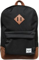 Herschel Nylon Canvas & Faux Leather Backpack