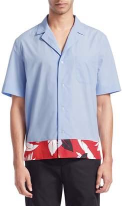 MSGM Camp Shirt
