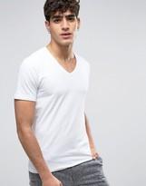 Selected V-Neck T-shirt