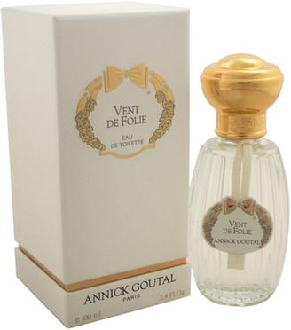 Annick Goutal Women's Vent De Folie 3.4Oz Eau De Toilette Spray