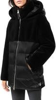 Mackage Junia Faux-Fur Wool Down Jacket