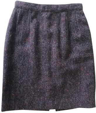 Emmanuelle Khanh Wool Skirt for Women