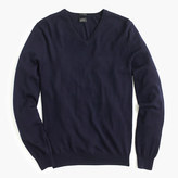 J.Crew Slim merino wool V-neck sweater