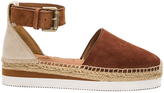 See by Chloe Ankle Strap Espadrille