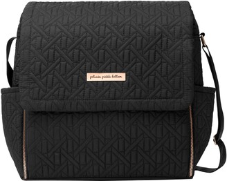 Petunia Pickle Bottom 'Embossed Boxy' Backpack Diaper Bag