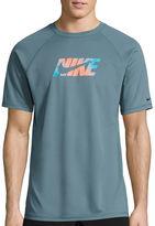 Nike Beam Short Sleeve Swim Tee