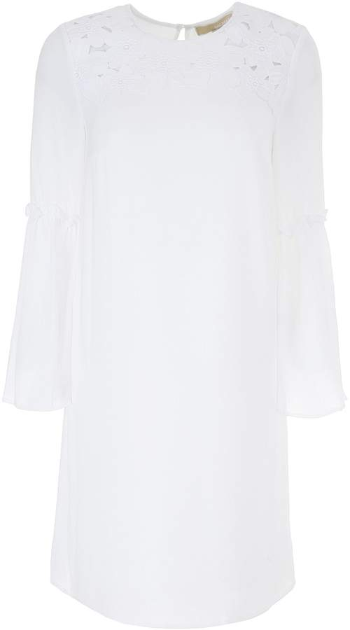 MICHAEL Michael Kors Dress With Lace Inserts
